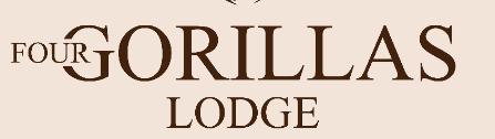 Four Gorillas Lodge Logo
